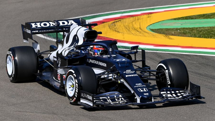 """AlphaTauri refusing to compromise on F1 2022 """"massive project"""""""