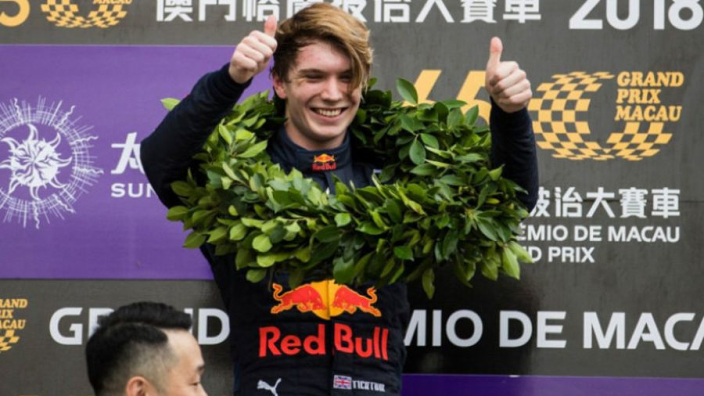 Red Bull reveal why Ticktum was dropped