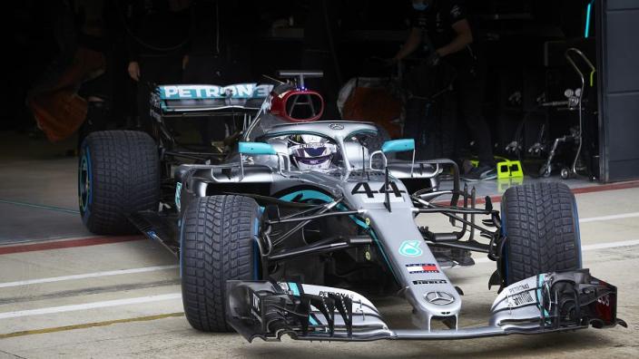 """Plooij: """"Er is een fout in de motor van Lewis Hamilton gevonden"""""""