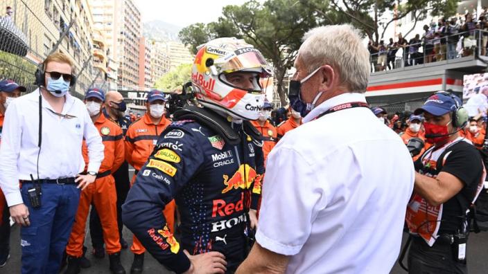 Jos Verstappen over optreden Max in Monaco: 'Was wel bang dat hij een fout zou maken'