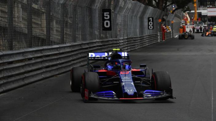 """Albon: """"Welverdiend resultaat voor Toro Rosso in Monaco"""""""
