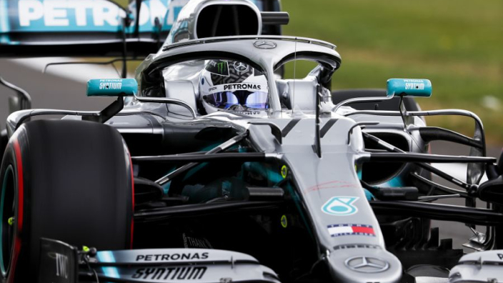 Scruffy Hamilton second to Bottas after mistakes: British GP FP2 Results
