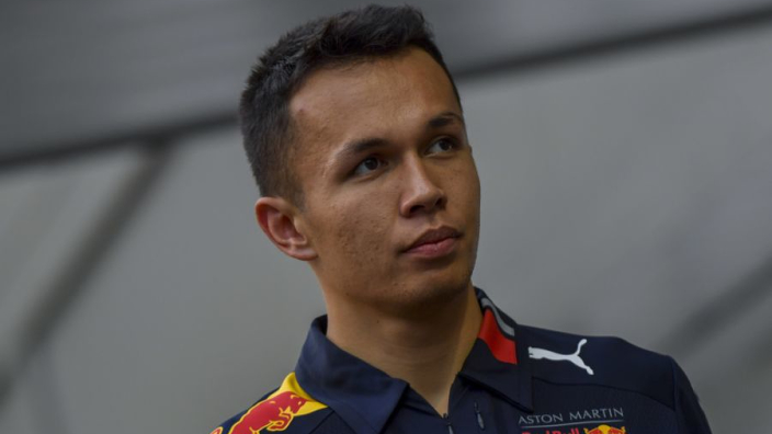 Red Bull leaning towards Albon to partner Verstappen in 2020?