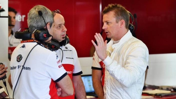 Raikkonen's manager reveals new detail about Sauber move