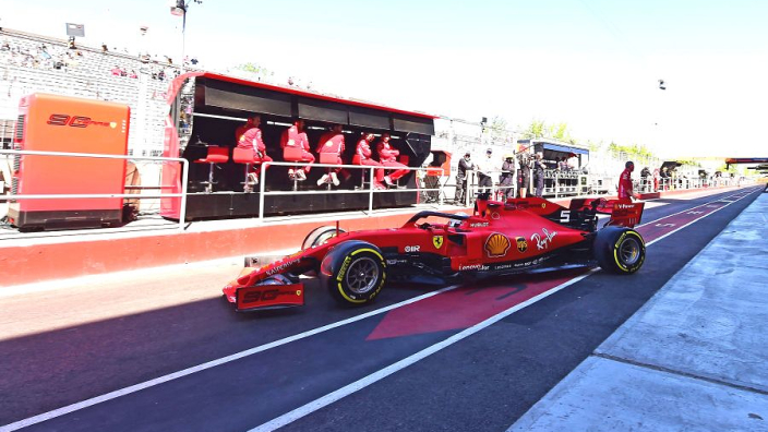 Ferrari weaknesses unfixed despite strong Canadian GP