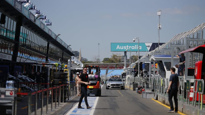 F1's provisional 2022 calendar released