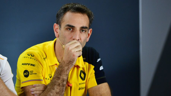 One positive test will wipe out a team for a grand prix weekend - Abiteboul