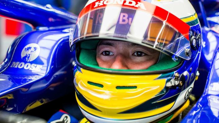 Yamamoto: Japanese GP lap time 'not satisfying' after F1 debut