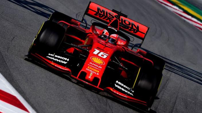 Leclerc backs Ferrari prioritising Vettel