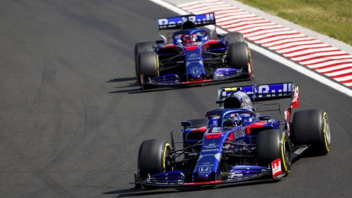 """Toro Rosso hoopt niet te hoeven wisselen: """"Continuïteit pijler van succes"""""""