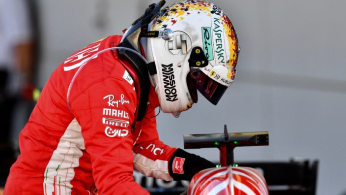 Ferrari is in ruins - Italian media react to Suzuka