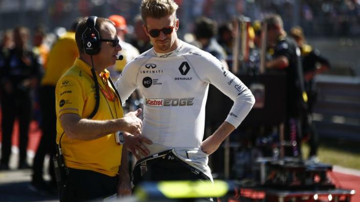 Hulkenberg rates F1 career as exit looms