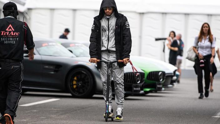 Formule 1 heeft invloed op step-raceklasse: het eSkootr-kampioenschap
