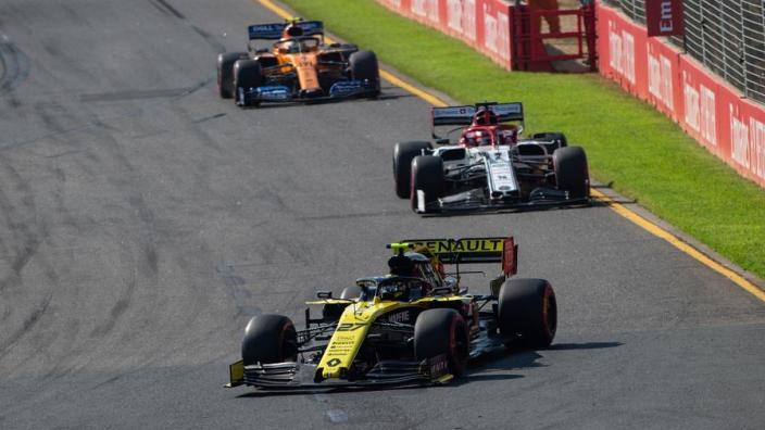 Renault: 'Enigszins teleurgesteld, moeten in Bahrein vooruitgang laten zien'