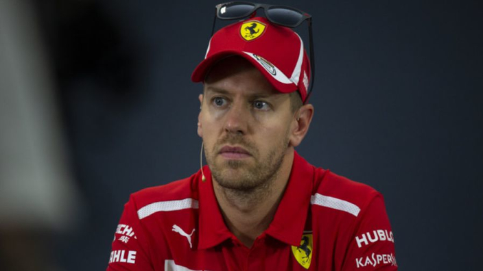 Vettel bemused by 'ugly' front wing