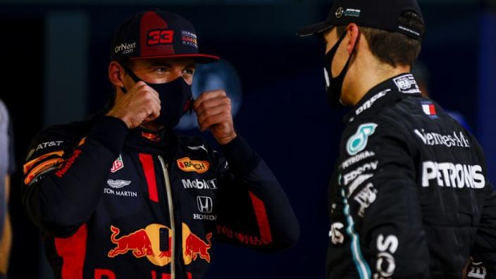 Brown: 'Verstappen bij Mercedes in 2022, McLaren-return Hamilton niet mogelijk'