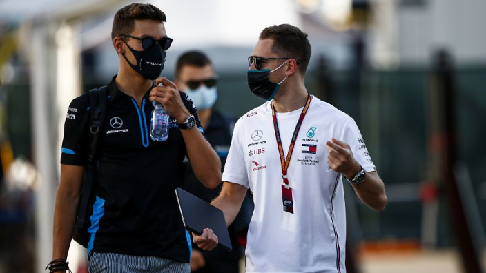 """Not replacing Hamilton """"hurts"""" after year of commitment to Mercedes - Vandoorne"""