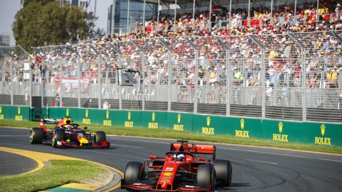 Grand Prix van Australië voor tweede jaar op rij afgelast