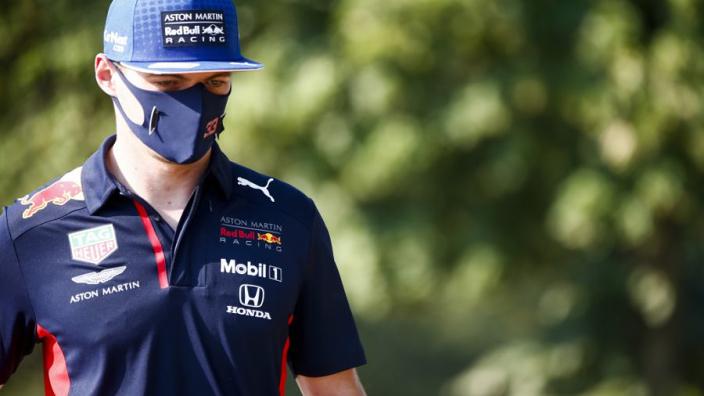 """Verstappen is teleurgesteld: """"Over Mercedes gaan we het maar niet hebben"""""""