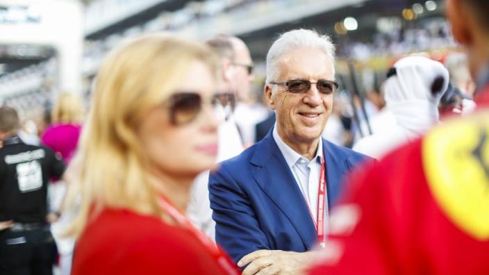 """Vicevoorzitter Ferrari spreekt doel voor 2021 uit: """"Hoop tenminste één Grand Prix te winnen"""""""
