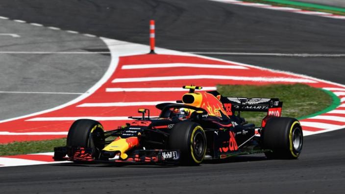 Verstappen heads three-team scrap for early Brazil dominance