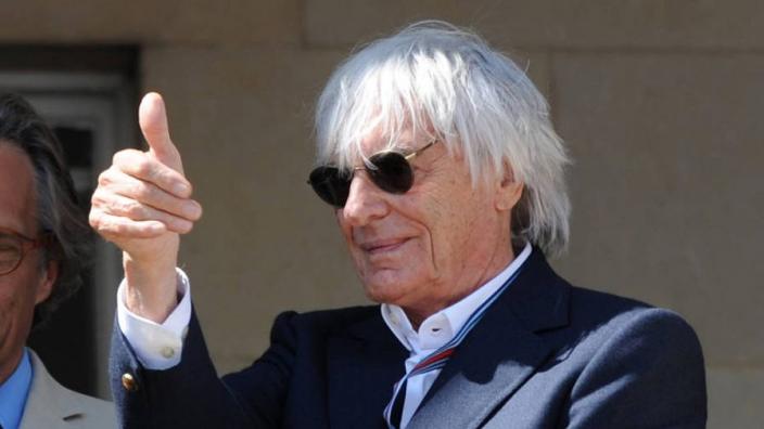 Ecclestone wades into F1 promoters - Liberty Media dispute