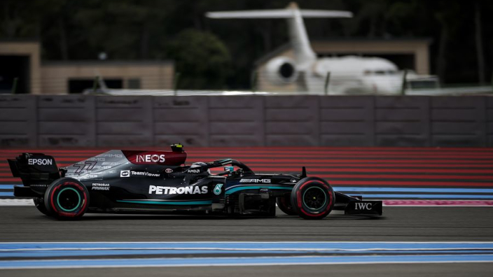 Bottas relieved to recover from Baku struggles with strong French form
