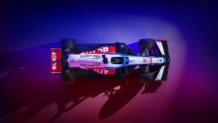 """Williams over nieuwe auto: """"Geen fundamentele veranderingen"""""""