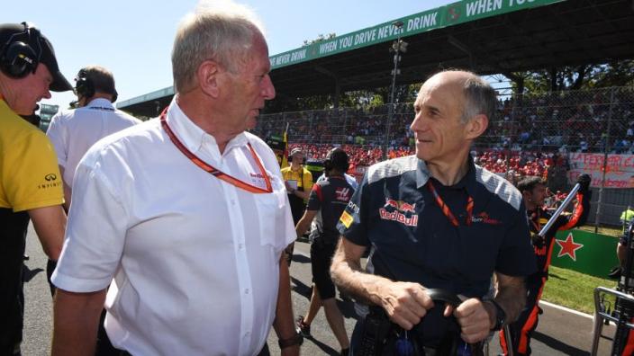 Marko: ''AlphaTauri is niet langer een junior-team van Red Bull''