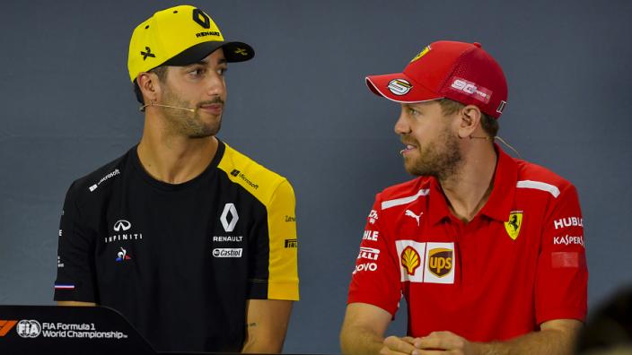 "Ricciardo: ""Wellicht geeft coronacrisis mijn carrière meer levensduur"""