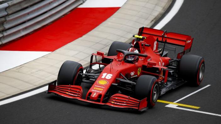 Leclerc refuses to point finger of blame for Ferrari failings
