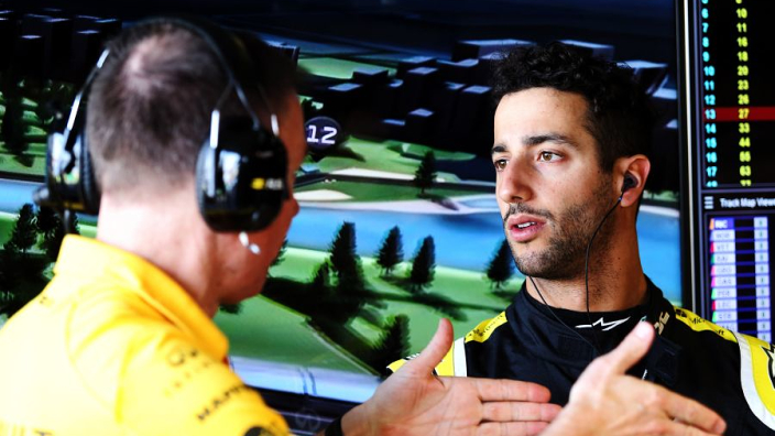 Ricciardo accepts blame for Q2 exit