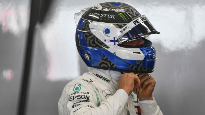 Bottas on new Mercedes deal: Nothing changes
