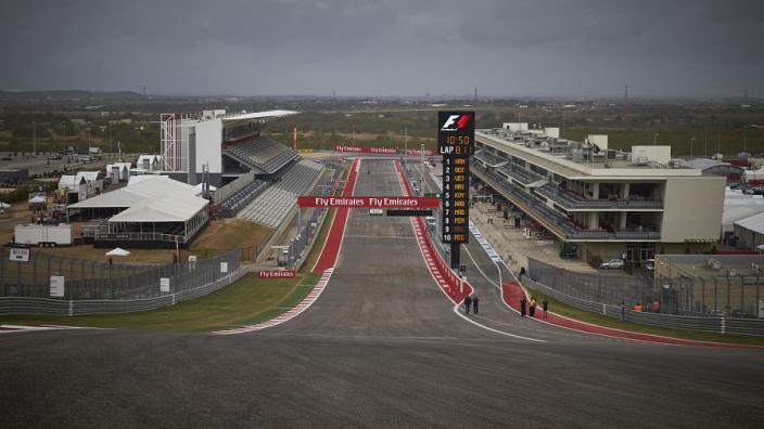 "USGP cancellation ""painful"" say organisers"