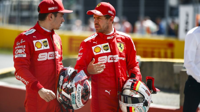 Vettel and Leclerc can prove Ferrari's title credentials in Belgium