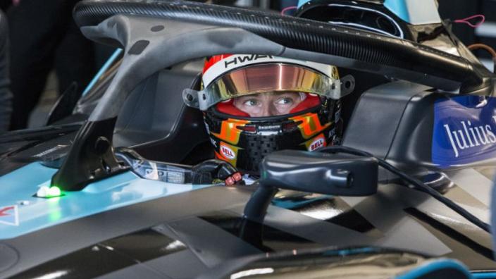 Mercedes make Stoffel Vandoorne their new reserve driver