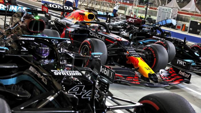 Mercedes 'won't dominate' an F1 race this season - Bottas