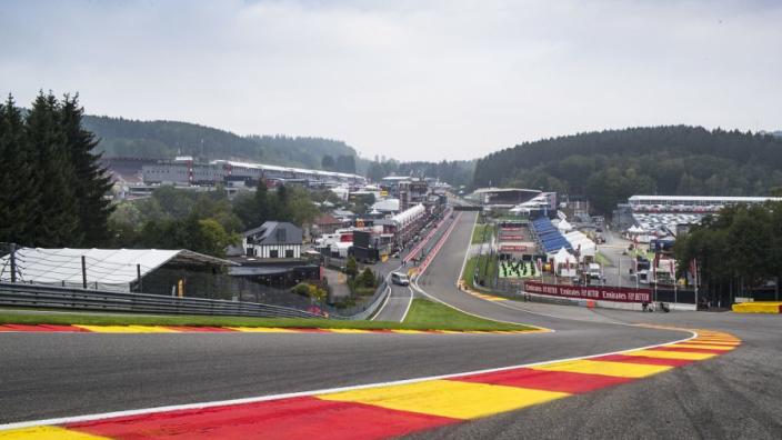 """Masi reageert na nieuwe harde crash op Spa: """"Vanuit FIA-oogpunt is de baan veilig"""""""