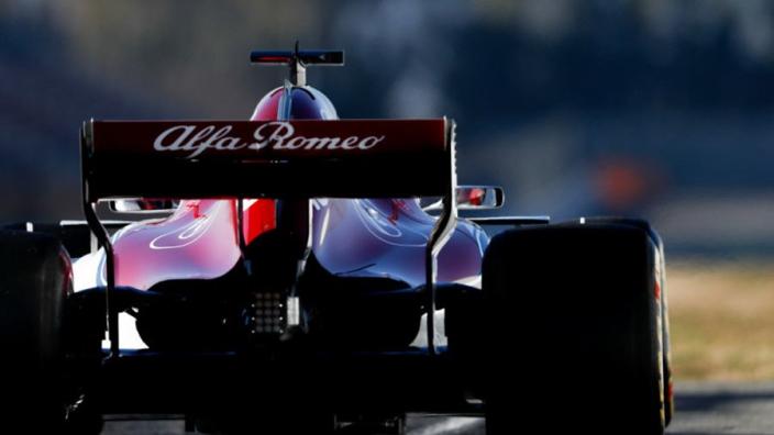 Alfa Romeo wijzigt ook chassisnaam Sauber, Racing Point blijft