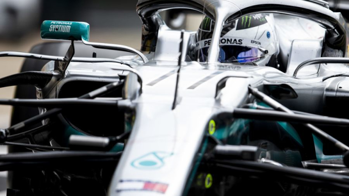 British Grand Prix: Starting grid with penalties applied