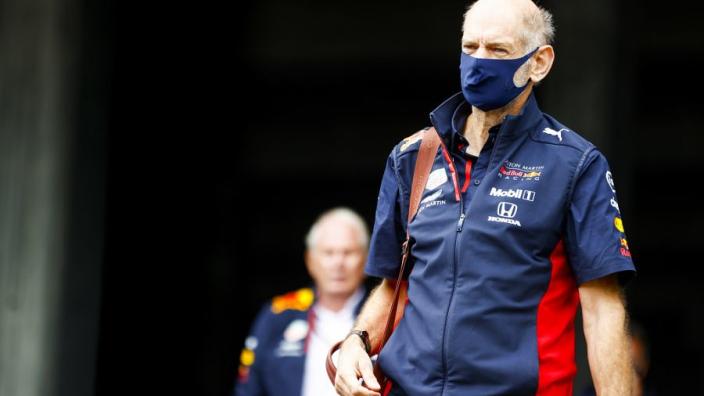 """Newey weer volledig terug bij Red Bull: """"Hij genoot niet meer van F1"""""""