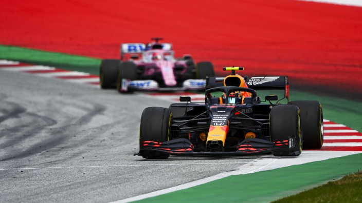 """Every F1 team should be """"worried"""" by Racing Point pace - Horner"""