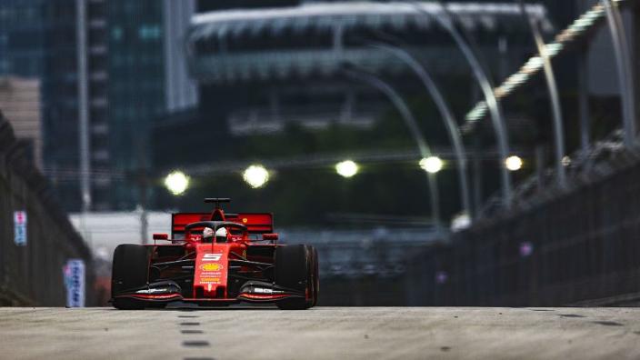 """Vettel over kwalificatie: """"Laatste ronde had beter gemoeten"""""""
