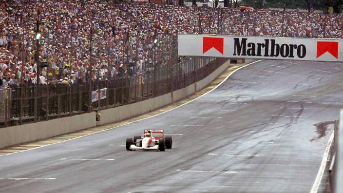 McLaren hit the century