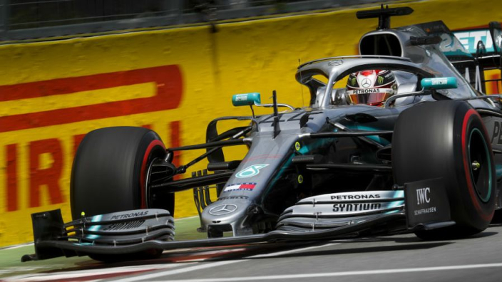 Mercedes in drama with Hamilton car just before Canadian GP
