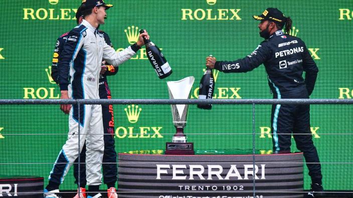 Hamilton Russell to kick off at Mercedes as Aston Martin sign former McLaren boss - GPFans F1 Recap