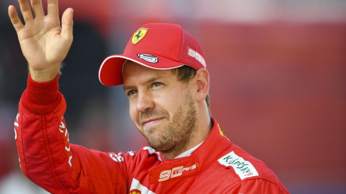 Vettel explains decision to ignore Ferrari team orders
