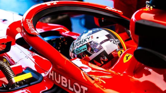 VIDEO: Hear Ferrari start 2019 F1 car for first time!