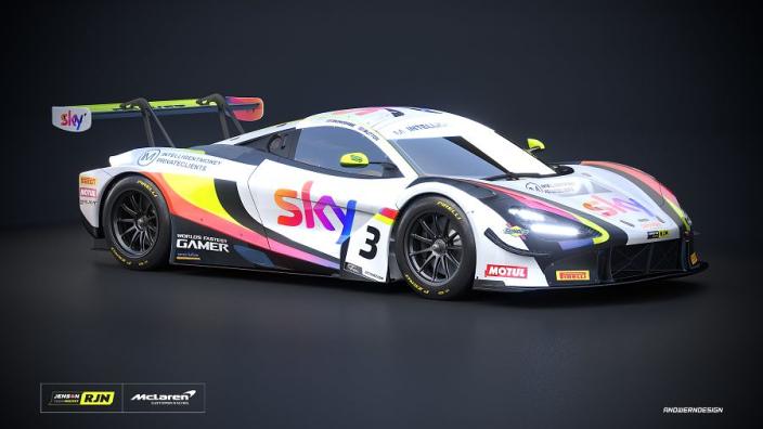 Ex-F1 champion Button to compete in British GT season finale