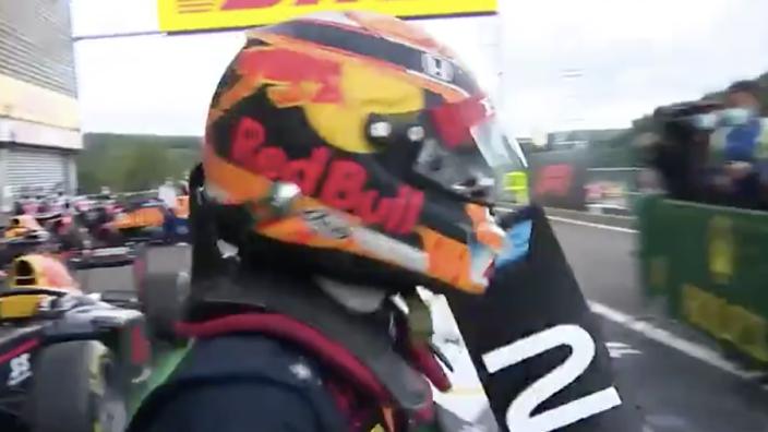 Voorwaardelijke straf voor Formule 2-coureur na gevaarlijke actie